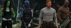 Imágenes detrás de las cámaras de 'Guardianes de la Galaxia Vol. 2' y 'Thor: Ragnarok'  Noticias de interés sobre cine y series. Estrenos trailers curiosidades adelantos Toda la información en la página web.