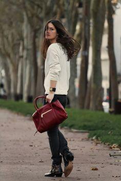 En Susanna et Tango on Pinterest | Studded Boots, Chloe and Kate ...