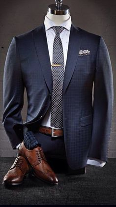 A well dressed man..Is a wonderful sight.