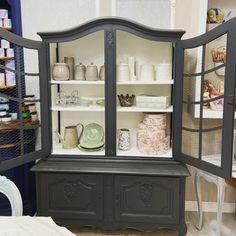 Luce Paint per Sogni&Creazioni home decor China Cabinet, Storage, Home Decor, Furniture, Purse Storage, Decoration Home, Chinese Cabinet, Room Decor, Larger