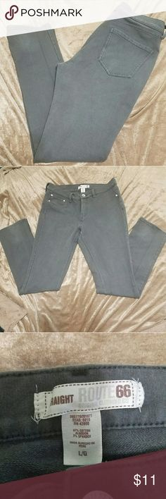 🔮Women's Stretchy Jeans. Route 66. Size Large Size Large Route 66 Jeans