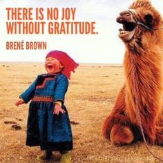 Pure joy! Quote by: Brene Brown