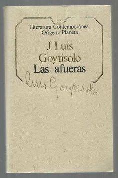 Las Afueras. Juan Luis Goytisolo - $ 59.00