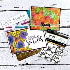 "@CSMscrapbooker posted to Instagram: Kerry Engel is on the Creative Scrapbooker Magazine blog today designing gorgeous ""foily"" cards! Featuring Therm O Web Deco Foil Unity Toner Cards and Gina K. Designs! Pop on over to our profile and click on the smart.bio/csmscrapbooker for a direct link to the step by step tutorial! #thermoweb #ginakdesigns #unitytonersheets #fancyfoils #foils #kerryengel #csmscrapbooker #creativescrapbookermagzine #creativescrapbooker #createeveryday #creative #scrapbo"