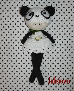 This is a crochet pattern PDF - NOT the actual finished doll at the photos! The pattern is available in ENGLISH Once purchased you´ll receive your