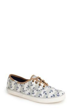 Keds® Taylor Swift 'Champion - Anchor Stripe' Sneaker (Women) available at #Nordstrom
