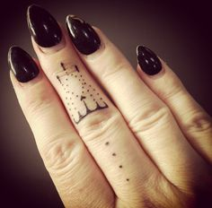 Photo by clare_g_makeup Finger Tattoos, Hand Tattoos, Arm, Gemstones, Drawings, Sleeve, Makeup, Instagram Posts, Manga