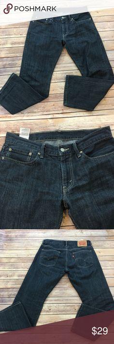 Men's 514 Levi's Jeans Men's 514 Levi's Jeans. Size 32 x 30 Levi's Jeans