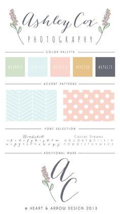 Brand Love : Whitney Blake Designs
