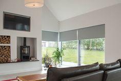 Summerisland Passive house Co Armagh — Paul McAlister Architects Irish House Plans, Building A House, Passive House, House Interior, Home, House, Bungalow House Plans, Interior, House Designs Ireland