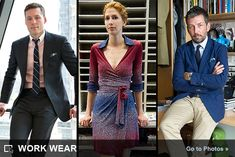 Work Wear | Office Style at Esquire Magazine