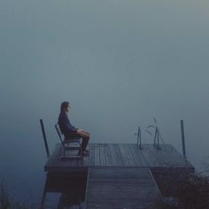 Stunning Melancholic Portraits by Sasu Riikonen #inspiration #photography