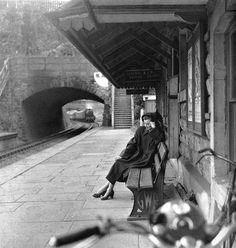The Iron Road, Norman Parkinson, November, 1947.