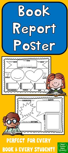 Book Report Form: Biography - Book report form to go with ...
