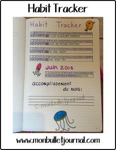 Tracer vos habitudes, bonnes ou mauvaises, grâce à votre Bullet Journal. Visitez…