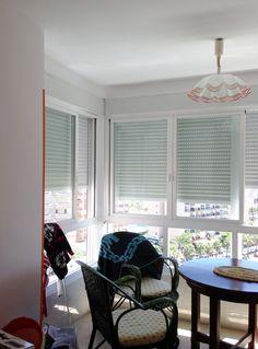 Salon con impresionantes vistas de Torrox Costa.