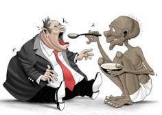 Que o Silêncio dos Justos não Mate Inocentes: Indústria da caridade prossegue com o soma e segue...