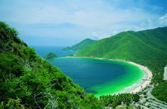 Bahía Cata, puerta de entrada para disfrutar de la costa aragueña  #Turismo #Playas #Venezuela