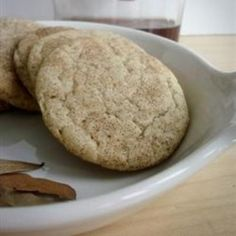 Ultimate Maple Snickerdoodles by kathie