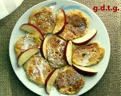 Το Ελληνικό Χρέος στη Γαστρονομία: Τηγανίτες μήλου, σε 15 λεπτά!