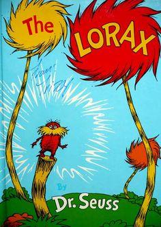 the lorax book - Google Search