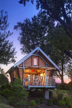 Enviresponsible Shelter  - CountryLiving.com