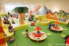 Stunning Kids Playground Design Idea 73 kids design Things to Consider before Making Kids Playground Design Kindergarten Interior, Kindergarten Design, Kids Indoor Playground, Playground Design, Children Playground, Playground Ideas, Daycare Design, Playroom Design, Kid Playroom