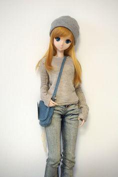 Smart Doll Kizuna Yumeno by myshax86