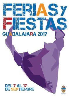 Resultado de imagen de cartel ferias guadalajara 2017
