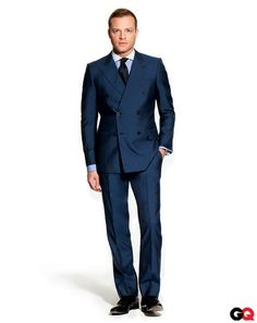 The Best Men's Double-breasted Suit Jacket and How to Wear a Double-breasted Jacket: Wear It Now: GQ