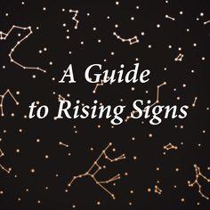 In astrology, rising signs are just as important as your sun sign. Here, we break down what exactly this type of sign is, how to find it, and a basic explanation of how it may manifest in your life and personality. Capricorn Rising, Gemini Rising, Libra, Ascendant Sign, Asking For Forgiveness, Astrology Chart, Moon Signs, Earth Signs, Birth Chart