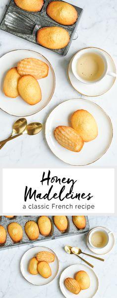 Honey Madeleines | eatlittlebird.com
