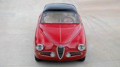 1955 Alfa Romeo 1900 - CSS Touring 5-Window Berlinetta | Classic Driver Market