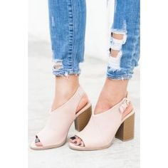 b43a5c492f 37 Best Shoes images   Vegan, Peep toe, Ankle booties