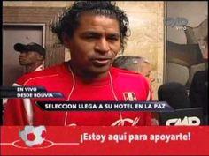 Santiago Acasiete: El campo del Hernando Siles está bien y esperemos que se mantenga así [VIDEO]