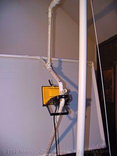 Studio Lighting - DIY Cheap Soft Light Panel Frame Designed for Flash (or hotlight) - DIY Photography Light Photography, Photography Ideas, Still Life Pictures, Light Panel, Photo Lighting, Studio Lighting, Work Lights, Diy Box, Soft Light