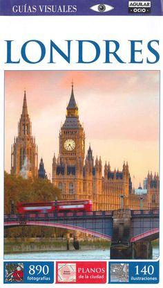 Londres, guias visuales donde podrás encontrar numerosas ilustraciones, fotografías, mapas, itinerarios por zonas y paseos inusuales y además el mejor plan para una estancia corta.