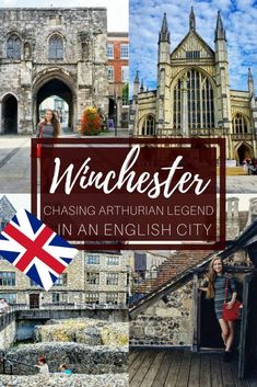Winchester Guide: Best things to do in Winchester, Hampshire, England, UK. Here are all of the must-see city attractions such as cathedral, Arthurian roundtable and medieval garden.
