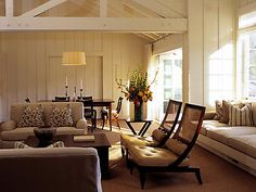 Estate Suite at Meadowood in Napa Valley.