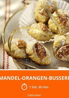 Mandel-Orangen-Busserl - smarter - Zeit: 1 Std. 30 Min. | eatsmarter.de