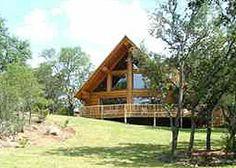 Log Country Cove :: Creekside