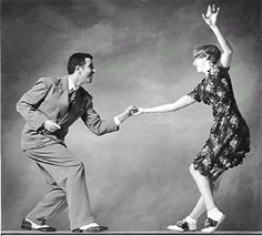 I definitely want some swing at my wedding. :) Lindy hop?!