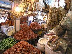 Off Salvador's Beaten Track--Open Market