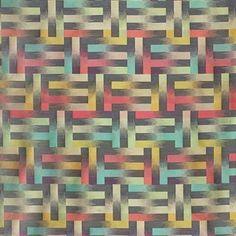Osborne & Little Fabric Bakst | TM Interiors Limited