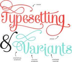 Font Variants - Pugly Pixel