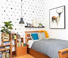 Como decorar la habitacion de un adolescente | Decoracion de interiores -interiorismo - Decoración - Decora tu casa Facil y Rapido, como un experto