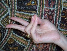 prana mudra technique