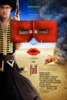 Filmed at several World Heritage, this movie shows us vision still can challenge imagination. This poster somehow reminds me a picture of Dali.  数々の世界遺産で撮影されたこの映画は、映像がまだ想像に挑戦することができることを教えてくれた。