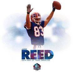 In the Buffalo Bills used their fourth round pick in the draft to select  wide receiver Andre Reed out of Kutztown State University. 9108967bf