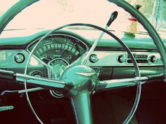 Remember when this was a typical steering wheel.